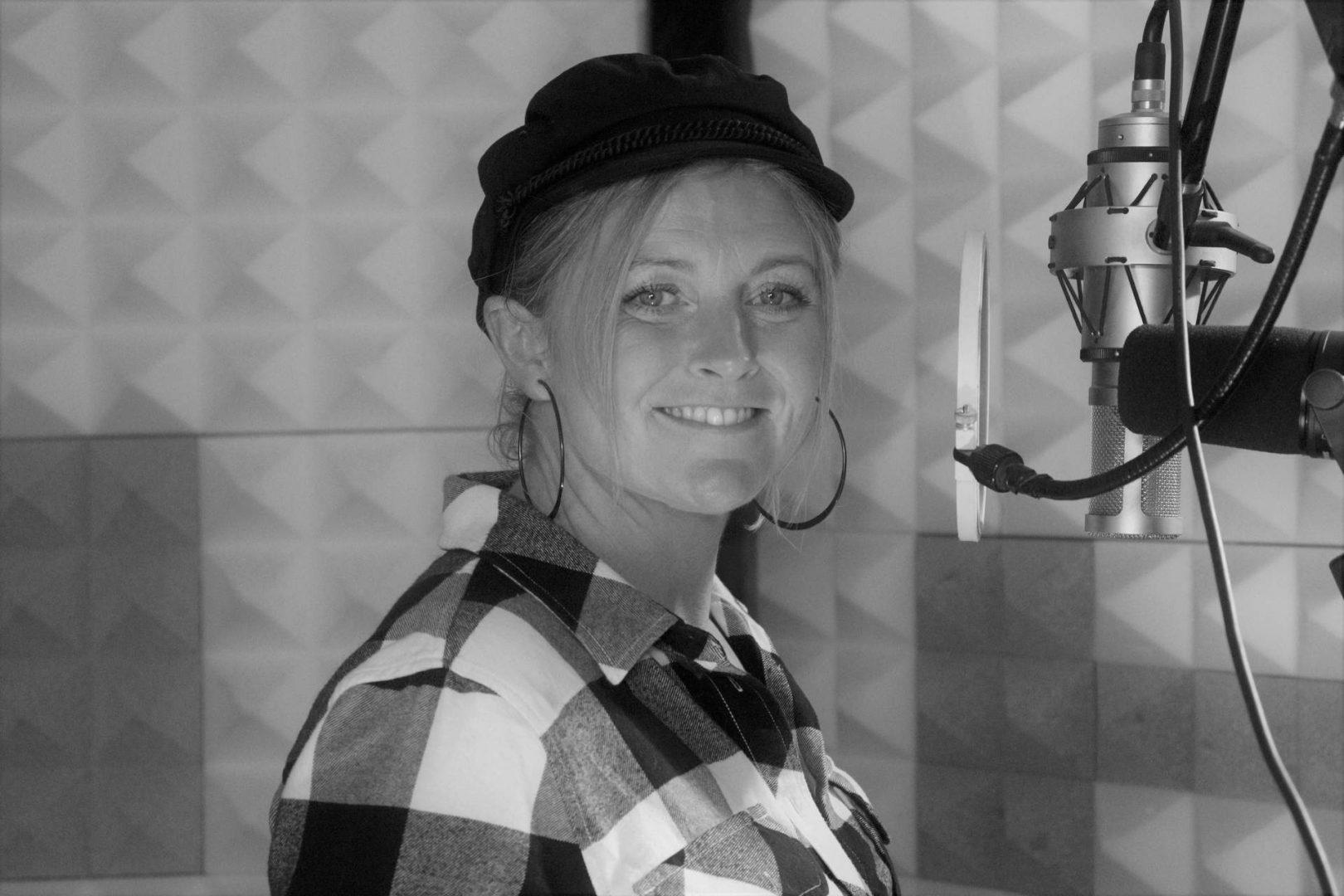 Lead-Sängerin Leanne Green